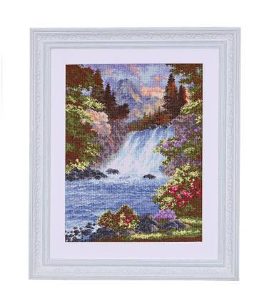 """Набор для вышивания  """"Горный водопад"""", фото 2"""