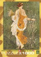 Пазл Весна, фрески Помпеи, 1000 элементов, EuroGraphics