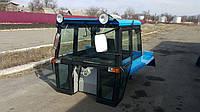 Кабина трактора МТЗ (МК) 1 комплектности (пр-во Украина)
