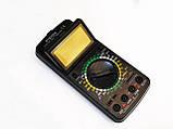 Мультиметр DT 9208A Тестер, фото 2