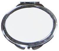 """Зеркальце в форме """"Овал"""" для сублимации"""