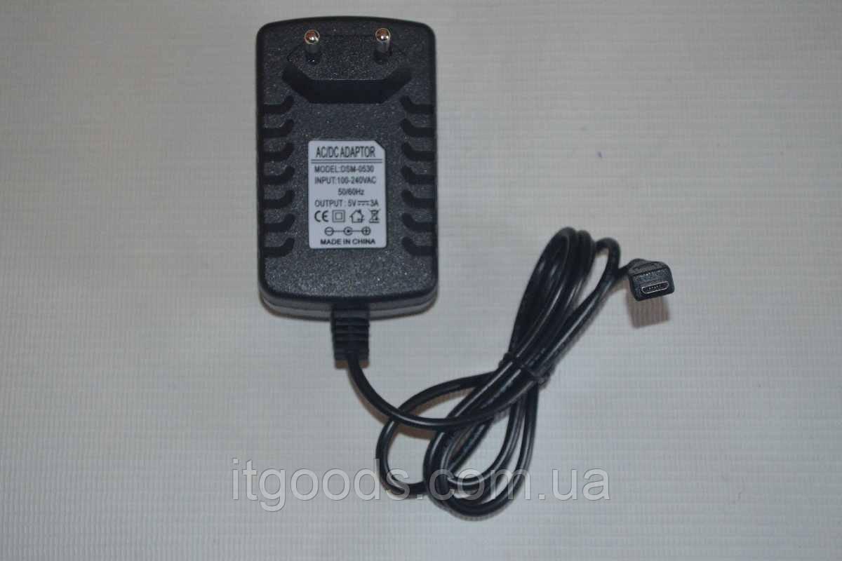 Универсальное зарядное устройство Micro USB для Teclast P70 P80 P98 X1