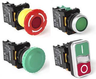 Кнопки, кнопки с подсветкой
