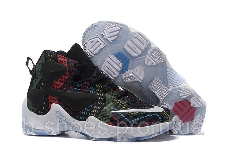 Детские баскетбольные кроссовки Nike LeBron 13 (BHM)