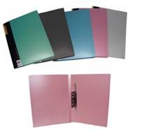 """Папка с прижимом """"Scholz"""" А4 +карман, синий SOZ 05502"""