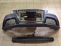 Бампер Audi A4 2008-2011