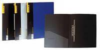 """Папка с прижимом """"Scholz"""" А4 + карман черный SOZ 05502"""