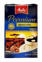Кофе молотый Melitta Premium 250г.