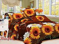 """Полуторный комплект постельного белья """"Весенние цветы"""""""