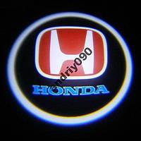 Дверной логотип LED LOGO HONDA подсветка дверей