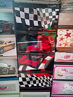 """Комод на 4 ящика с декором """"ралли""""  Алеана"""