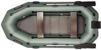 B-300 NPD гребная трехместная надувная лодка BARK, фото 1