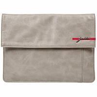 Чехол для планшета Golla 9.7 Laptop Sleeve ERRIN IPAD (G1484) серый, искусственная кожа, карман для аксессуаров