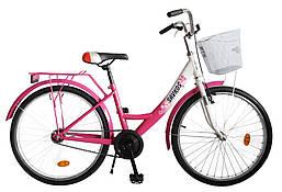 Велосипед детский «Savkos» 24 CZ (ХВЗ)