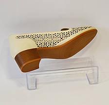 Женские туфли с перфорацией Euromoda 120, фото 3
