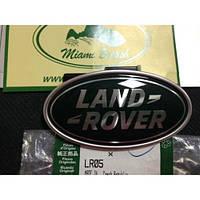 Range Rover Sport L494 2014-17 черный значок эмблема Land Rover на багажник Новая Оригинал