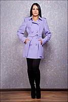 Женское пальто со скидкой на весну в Харькове  Д 50