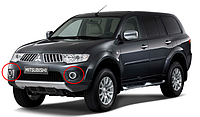 Противотуманные фары Mitsubishi Pajero Sport с 2010- / Производитель DLAA
