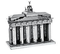 3D металлический конструктор Бранденбургские ворота