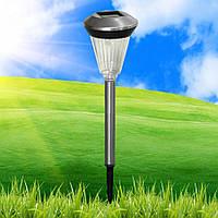 Газонный светильник на солнечной батарее PL252