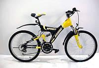 """Велосипед горный Azimut Sprint 24"""" 165 G-1"""