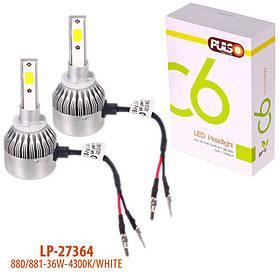 Комплект Led ламп PULSO H27 4300K LP-27364