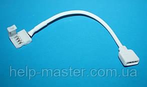 З'єднувальний кабель з коннектором 10мм 4pin