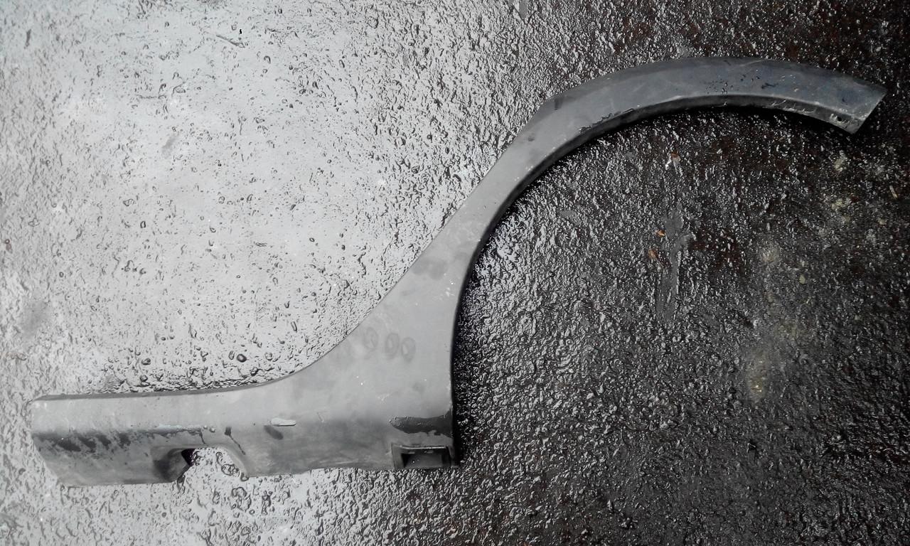 Накладка крыла заднего левая Рено Сандеро Stepway 13- б/у