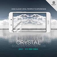 Защитная пленка Nillkin для Huawei P8 Lite 2017 глянцевая