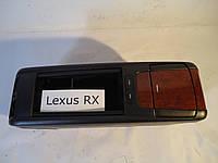 Б.У. Консоль в сборе Lexus RX300 03-08 Б/У