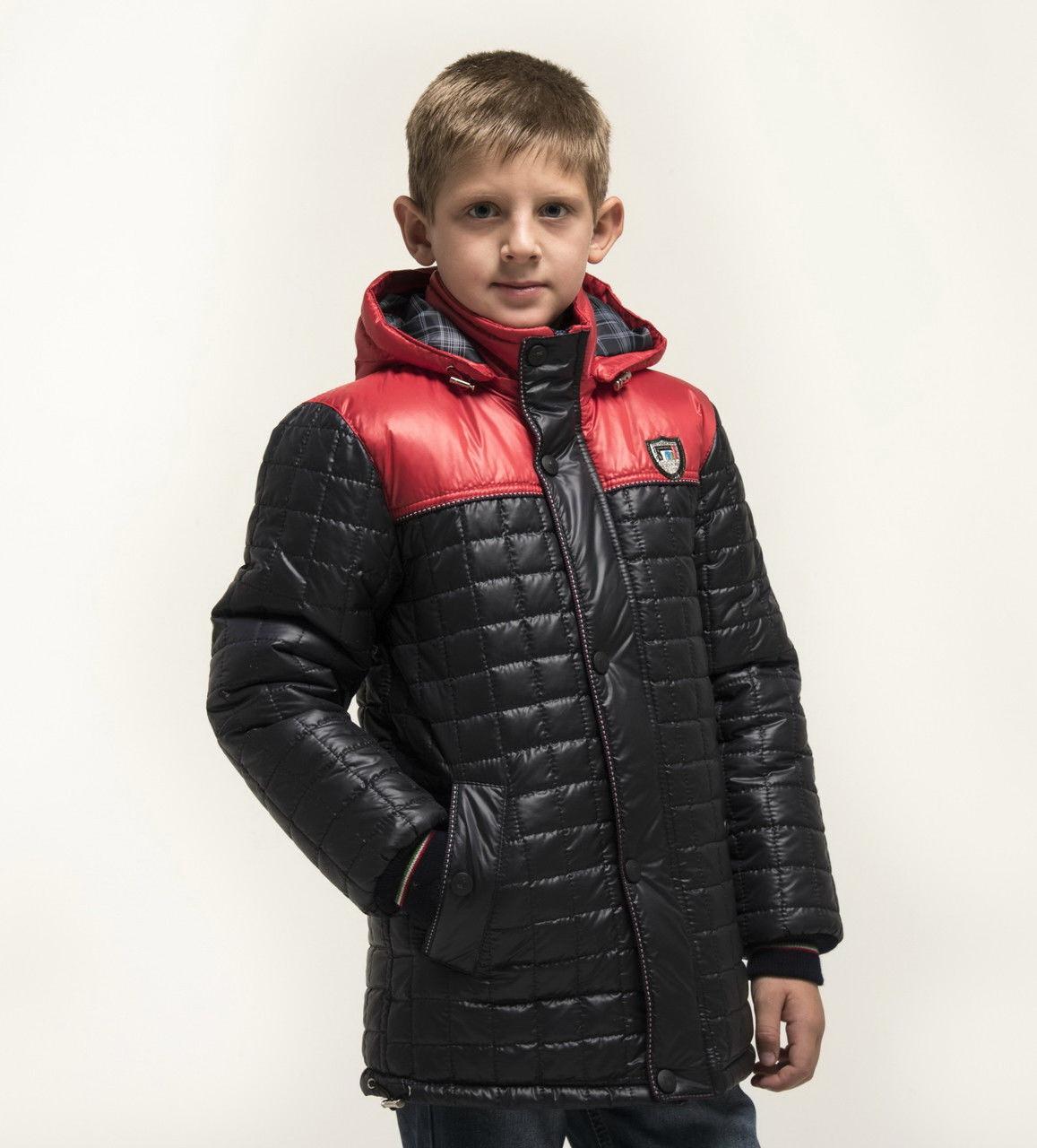Куртка демисезонная, рост 128-155