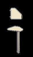 Стол приставной Прайм Р1.46.05