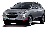 Противотуманные фары Hyundai IX35 с 2010-2016 / Производитель DLAA