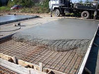 Бетонные работы. Фундамент. строительство, устройство фундамента