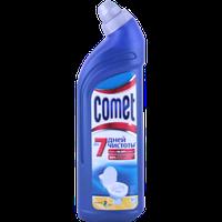 Средство чистящее для туалета COMET Лимон 750 мл