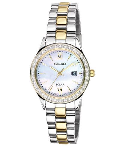 Часы женские Seiko Solar SE-SUТ074
