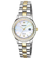 Часы женские Seiko Solar SUT074