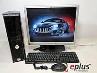 ПК DELL Optiplex 380 (DT) + HP L2035 S-IPS бу