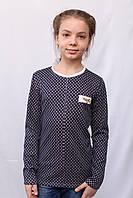 """Кофта- блуза  для девочек """"Альбина"""""""