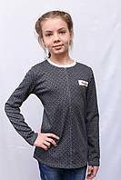 """Кофта- блуза  для девочек """"Виктория"""""""