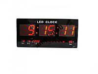 Большие настенные электронные часы LED Clock JH 4522