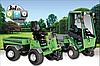Навесное оборудование для спецтехники EGHOLM Park Ranger 2150