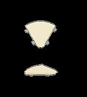 Соединительный элемент столов Р1.66.05