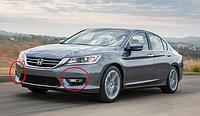 Противотуманные фары Honda Accord c 2013- / Производитель DLAA