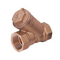SD FORTE Фильтр грубой очистки для газа 3/4 косой ВВ
