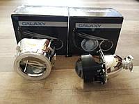 Биксеноновая линза Galaxy G5 с глазами CCFL