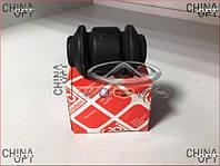 Сайлентблок переднего рычага передний, A112909040, Чери Амулет, Форза, Кари, А15, FEBI - A11-2909040