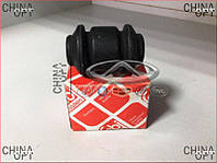 Сайлентблок переднього важеля передній, A112909040, Чері Амулет, Форза, Карі, А15, FEBI - A11-2909040