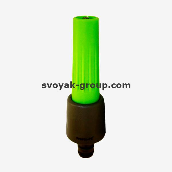 """Брандспойт (распылитель) """"Presto PS"""" - 7201 (green, orange)."""