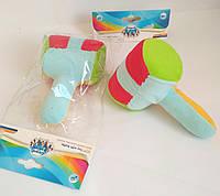Мягкие молоточки Canpol babies с погремушкой, игрушки для малышей, Детский молоточек, молоток-пищалочка